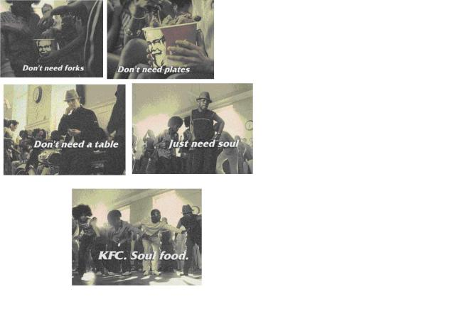 kfc tv spot